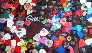comprar púas de guitarra